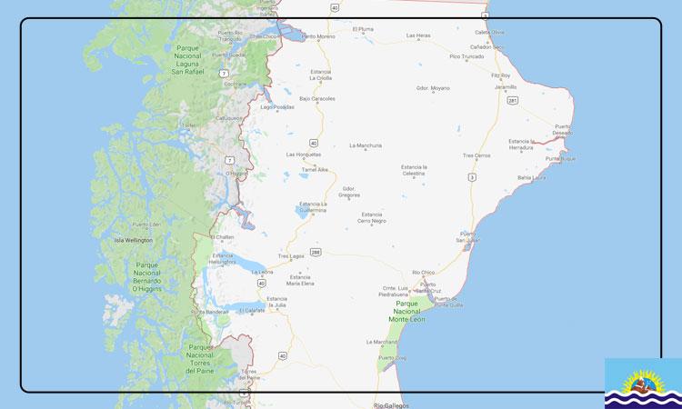 servicio puerta a puerta santa cruz la patagonia